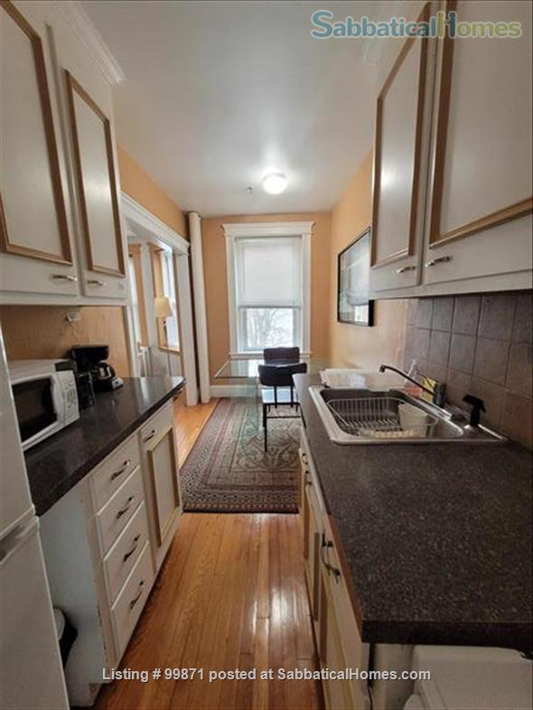 Longwood Studio Suite at Fenway (M248) Home Rental in Boston, Massachusetts, United States 3